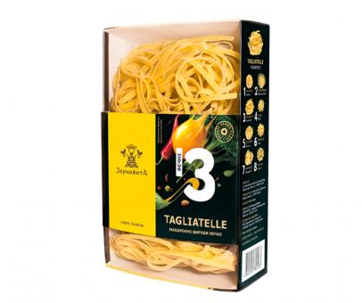 Яєчні макарони Зерновита №3 Тальятелле, 250 гр