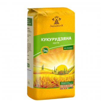 Крупа Зерновита Кукурудзяна №5, 1 кг
