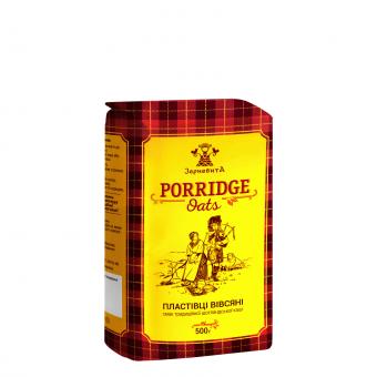 Пластівці вівсяні «Porridge Oats», 500 гр