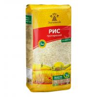 Рис Зерновита пропарений шліфований довгий, 1 кг
